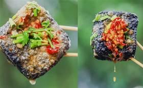 上午九點就開賣的臭豆腐,獨一無二,湘潭人全都愛!
