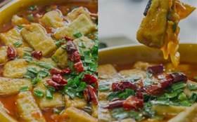 這家被學生追著吃了20年的衢州菜館,有讓重慶人都顫抖的兔頭~