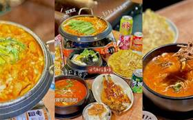 大學旁不起眼的小館子,藏著地道韓國奶奶和韓式料理!