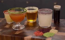清新怡人!彩虹杯讓飲品與眾不同,快來打造你自己的春日特飲啦!